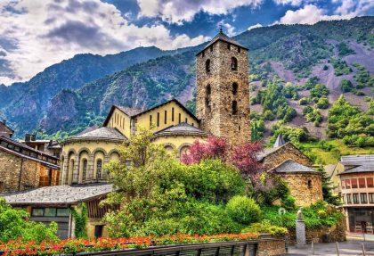 Andorra und Orangenblütenküste