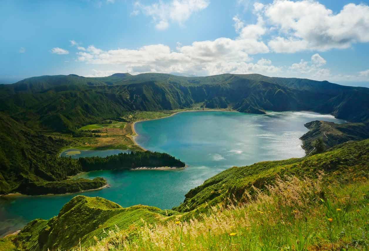 Inselparadies Azoren