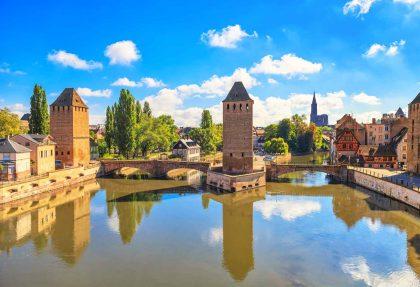 Flusskreuzfahrt Basel-Amsterdam