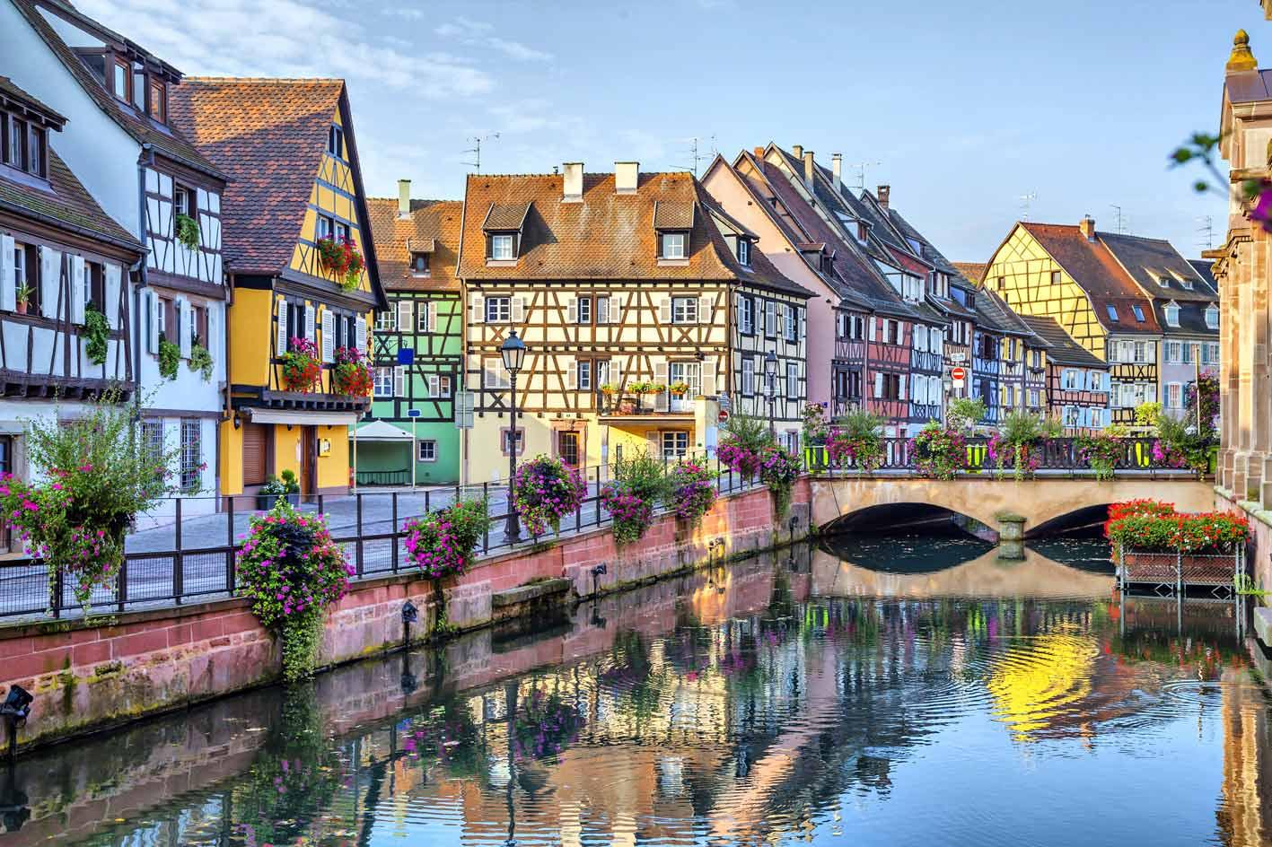 Elsass und Burgund