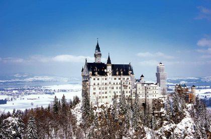Advent in Oberbayern - Bad Tölz - Garmisch Partenkirchen - Schloss Neuschwanstein