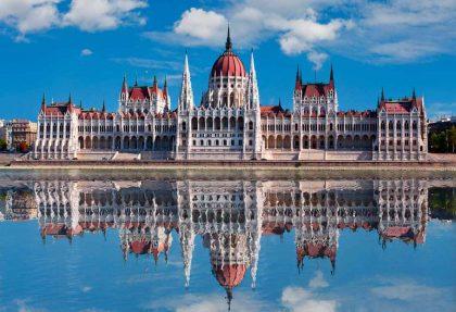 Flusskreuzfahrt Donaudelta von Wien bis ins Delta und retour