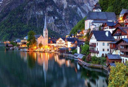 Christkindlmärkte Hallstatt und Bad Ischl