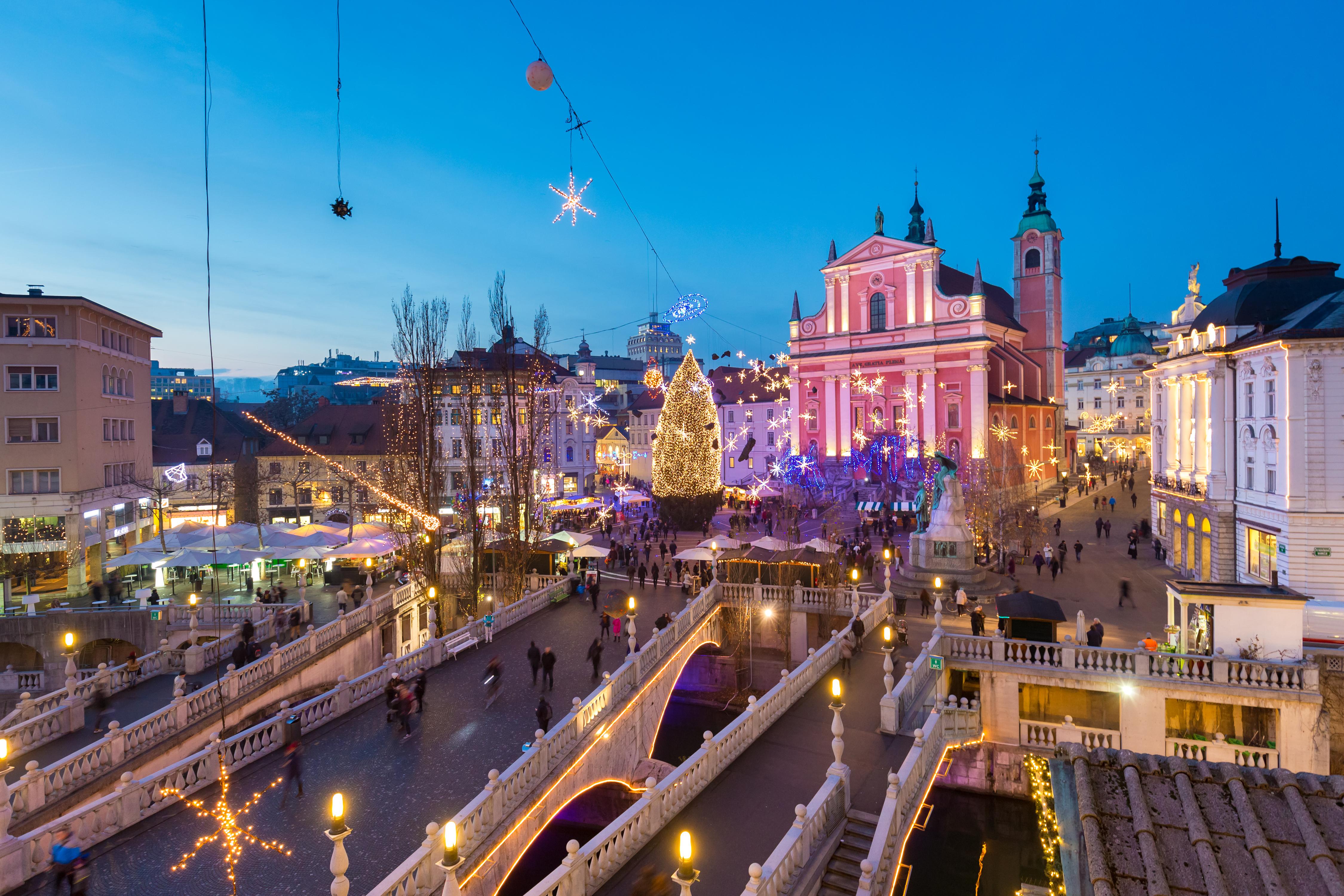 Advent in Slowenien