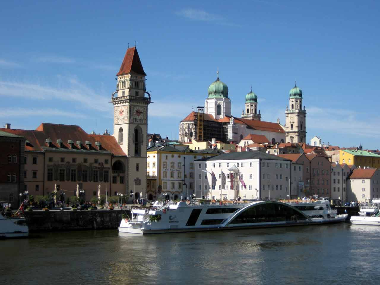 Advent int Passau und Granitweihnacht Steinbruch Hauzenberg