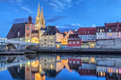 Advent in Regensburg mit Adventkonzert der Regensburger Domspatzen