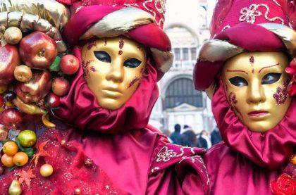 Karneval in Venedig - Welt der Masken