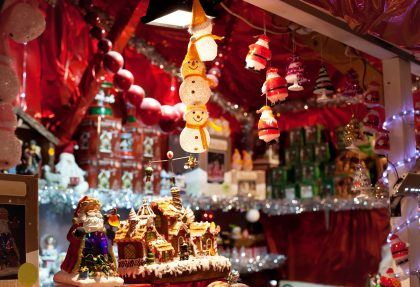 Weihnachtszauber Chiemsee auf der Fraueninsel
