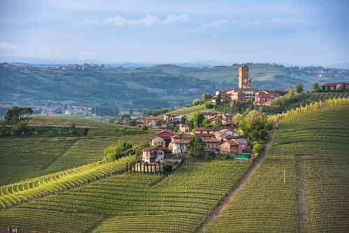 Romantisches Piemont