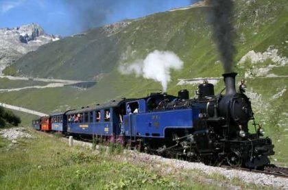Nostalgisch durch die Schweiz