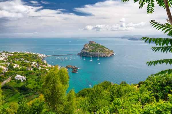 Grüne Insel Ischia