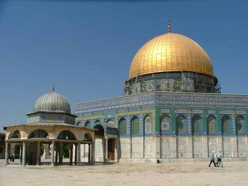 Pilgerreise Israel