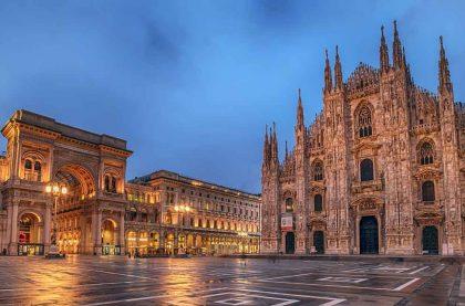 Modemetropole Mailand