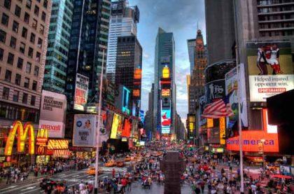 New York Stäctereise