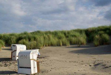 Ostfriesland an der Nordsee