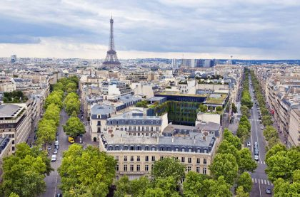 Weltmetropole Paris