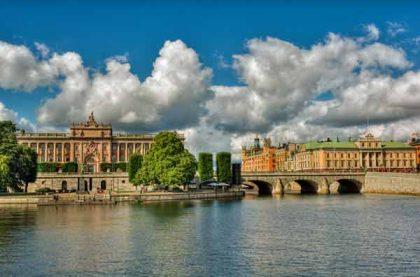 Märchenhaftes Südschweden