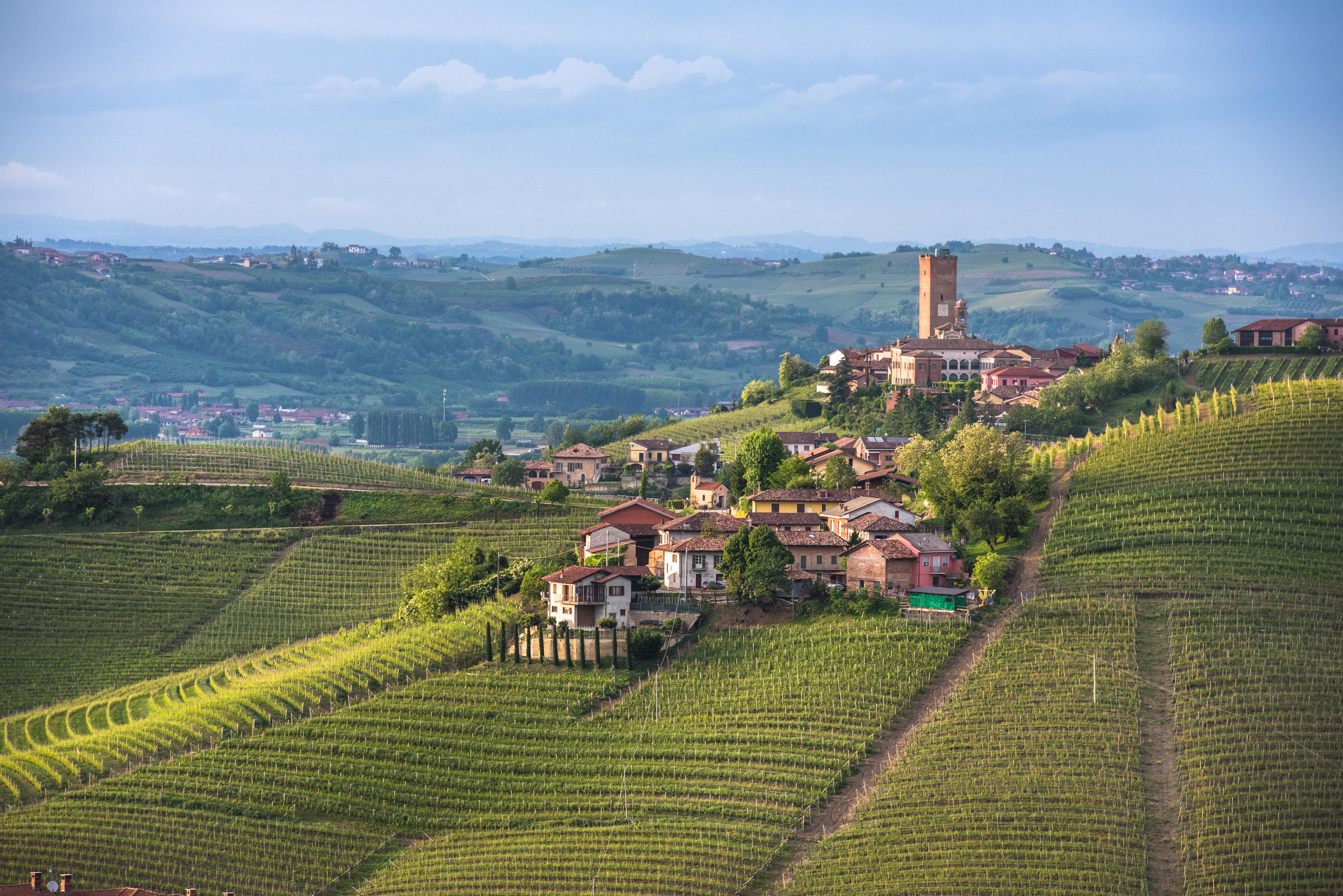 Piemont Reise