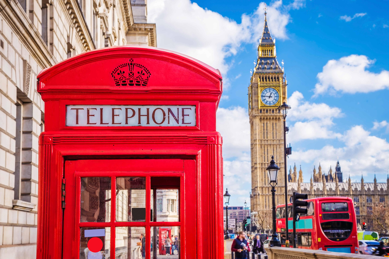 London Reise
