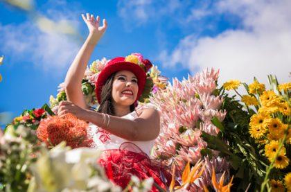 Blumenfest Madeira