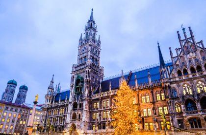 Advent in München