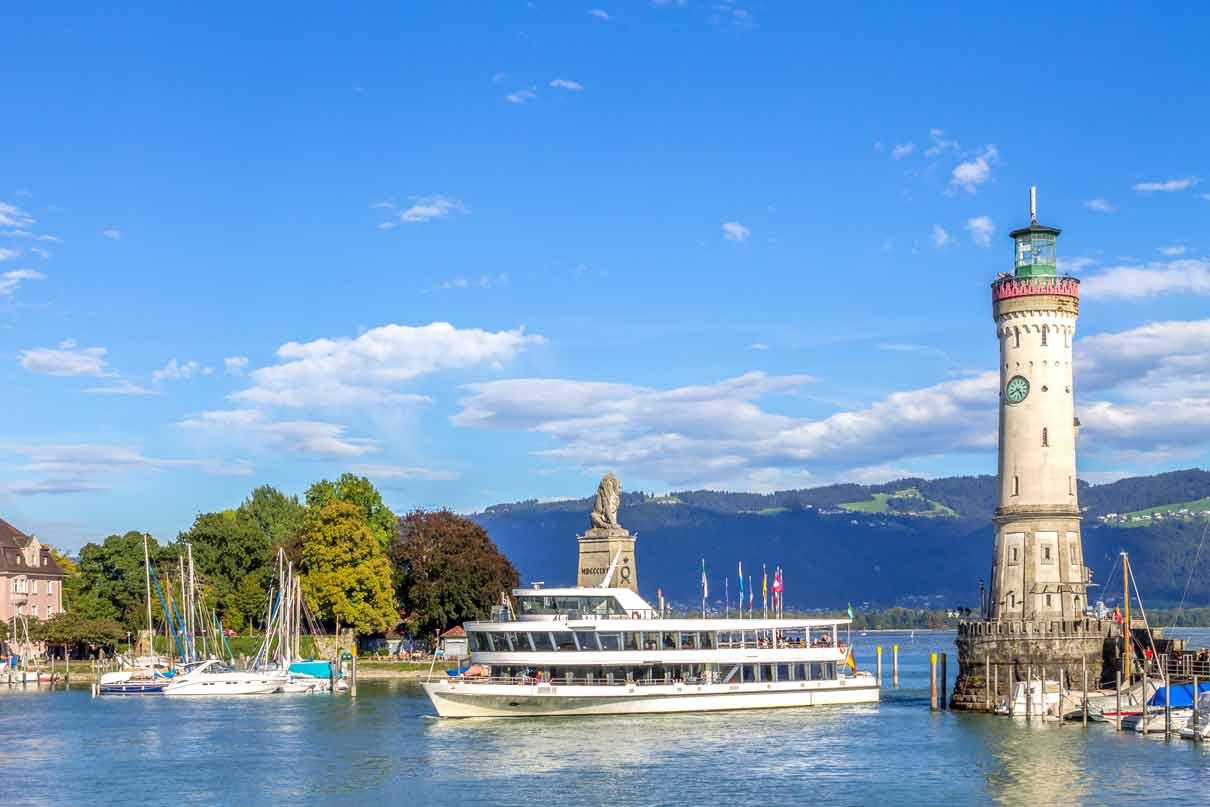 Rund um den Bodensee