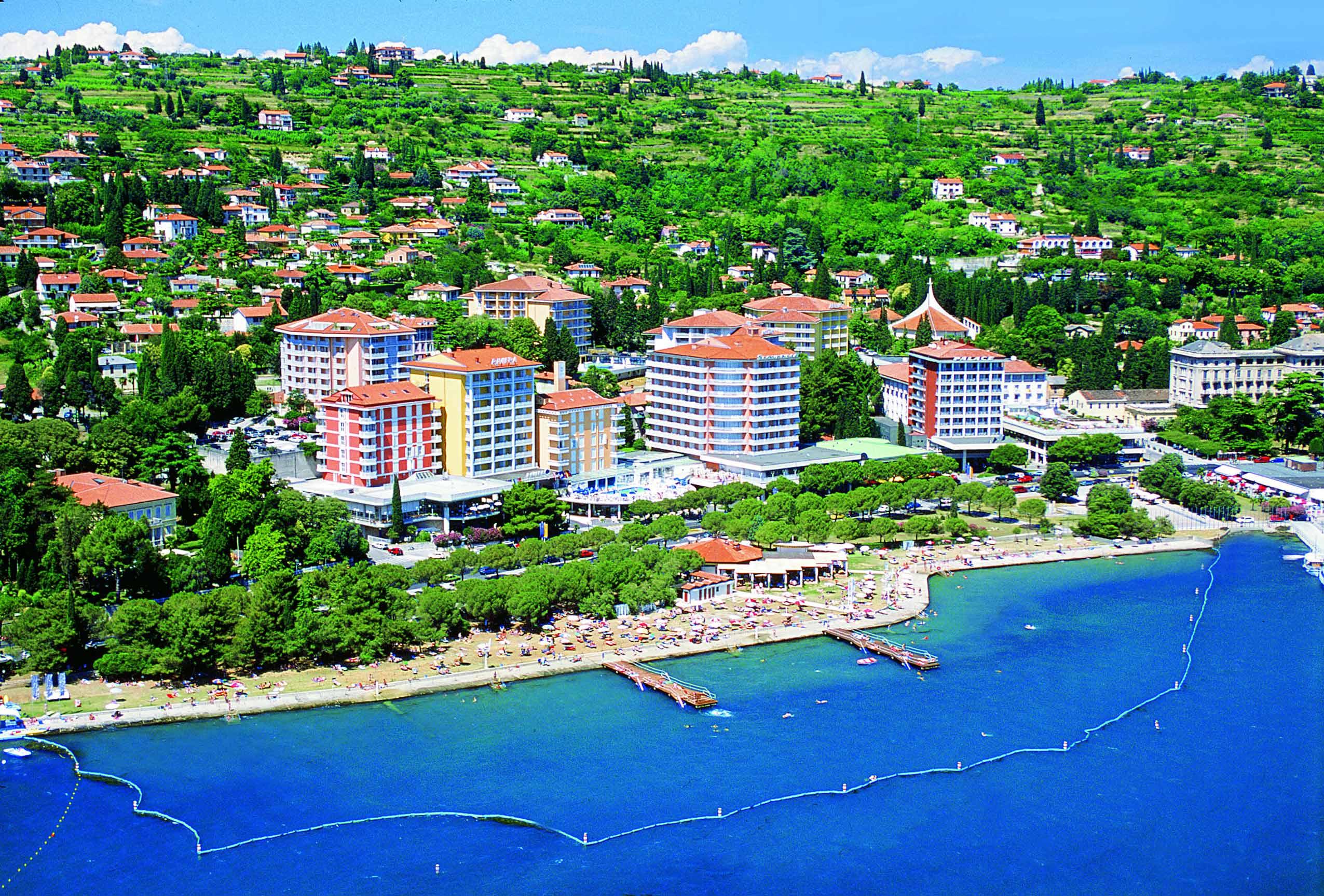 Grand Hotel Bernardin Portoroz Slovenia