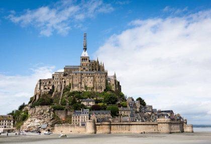 Loireschlösser und Normandie