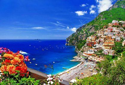 Amalfiküste - Golf von Neapel