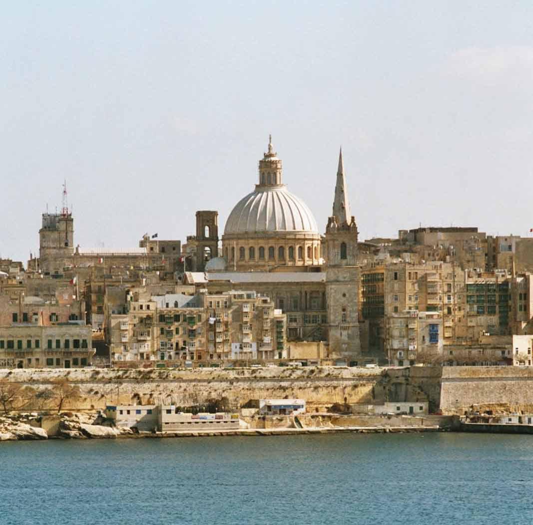Rundreise Malta