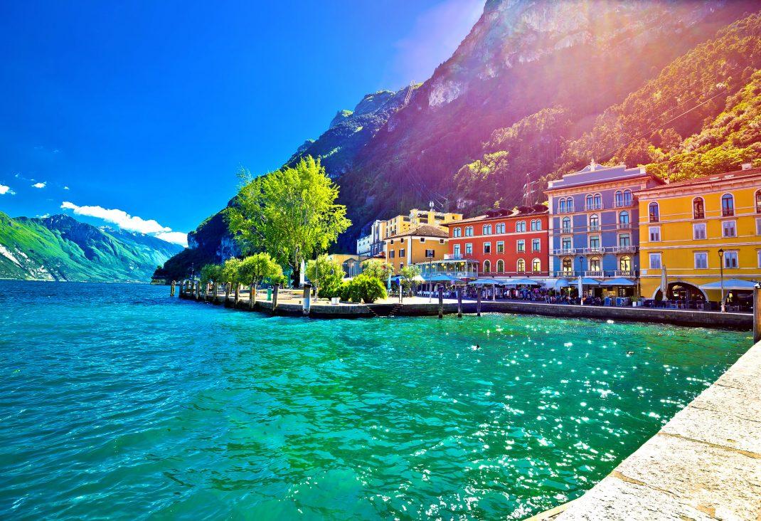 Gardasee Reise