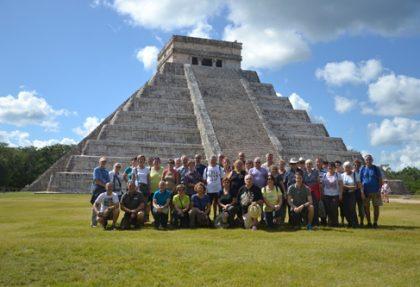 Mexiko und Yucatan