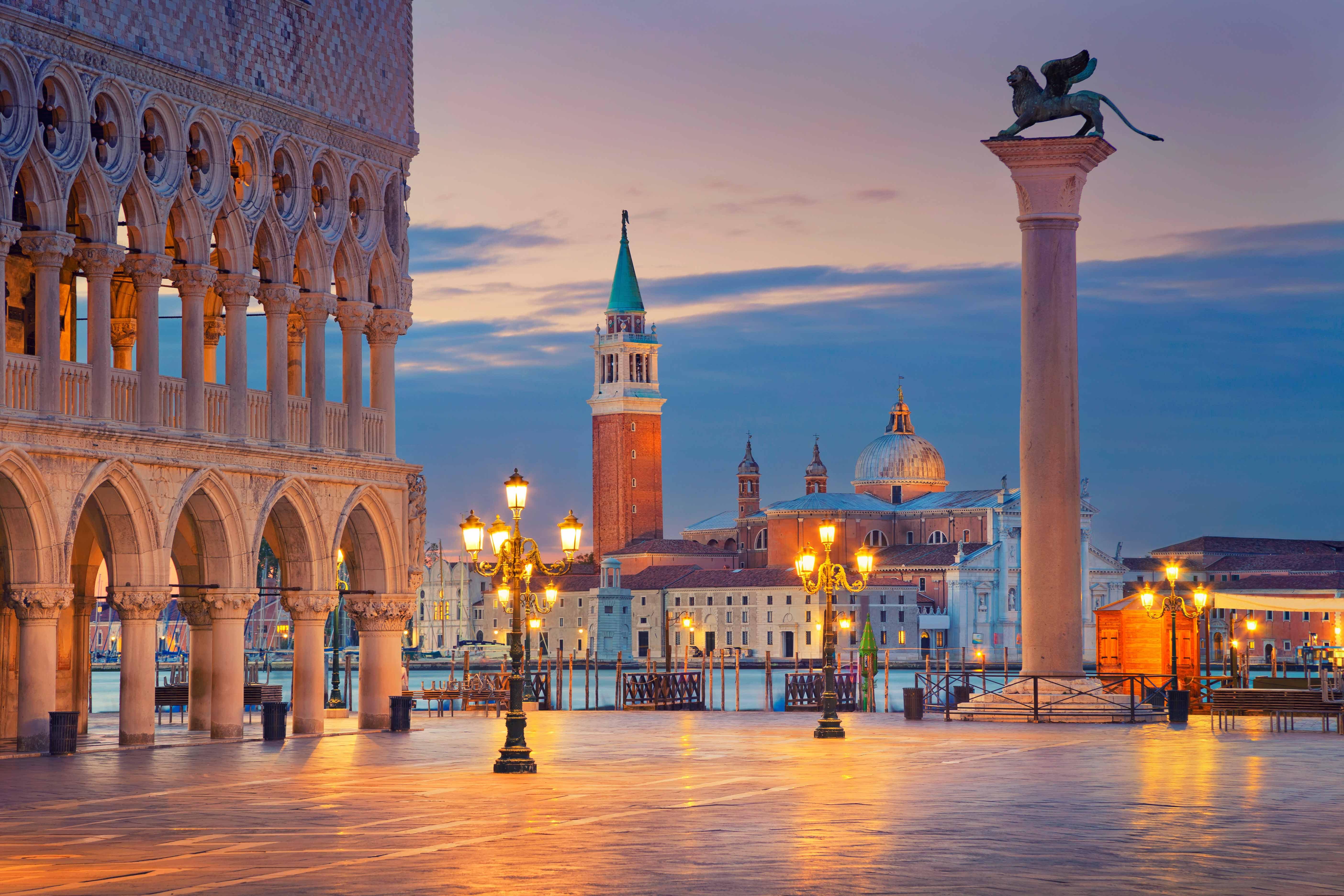 Lagunenstadt Venedig