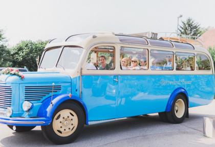 Oldtimer Bus